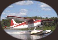 C-GUBS - Owner: Canadian Airways Ltd // Base: Chapleau ON Canada - by Capt. Denis