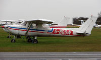 G-BDOW @ EGTC - Part of the General Aviation activity at Cranfield
