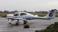 G-OCCE @ EGTC - Part of the General Aviation activity at Cranfield
