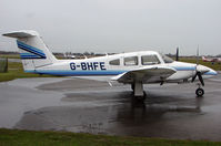 G-BHFE @ EGTC - Part of the General Aviation activity at Cranfield