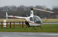 G-REDY @ EGTC - Part of the General Aviation activity at Cranfield