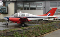 G-HRHI @ EGTC - Part of the General Aviation activity at Cranfield