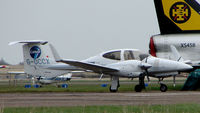 G-OCCX @ EGTC - Part of the General Aviation activity at Cranfield