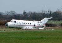 G-OHEA @ EGTC - Although WFU many years ago - remains on dump at Cranfield