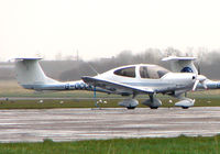 G-OCCR @ EGTC - Part of the General Aviation activity at Cranfield