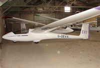 G-DEVX - Gliders at the London Gliding Club at Dunstable Downs