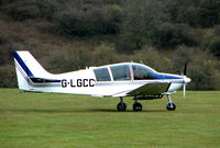 G-LGCC - Tug for the Gliders at Dunstable Downs