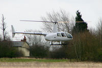 G-SHAN @ EGTC - Part of the General Aviation activity at Cranfield