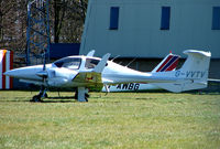 G-VVTV @ EGTK - Diamond TwinStar at Kidlington