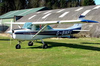 G-BNFI @ EGTN - One aircraft at the friendly Enstone Airfield in Oxfordshire