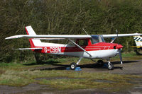G-CSBM - Based aircraft at the quaintly named Hinton-in-the-Hedges airfield