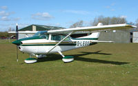 G-LEGG - Based aircraft at the quaintly named Hinton-in-the-Hedges airfield