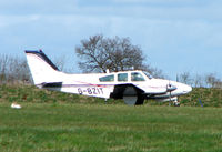 G-BZIT @ EGBT - The Buckinghamshire airfield at Turweston always has a good variety of aircraft movements