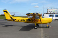 G-ZOOL @ EGBT - The Buckinghamshire airfield at Turweston always has a good variety of aircraft movements