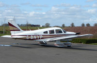 G-BNYP @ EGBT - The Buckinghamshire airfield at Turweston always has a good variety of aircraft movements