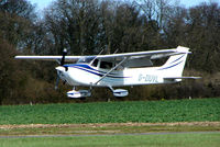G-DUVL @ EGBT - The Buckinghamshire airfield at Turweston always has a good variety of aircraft movements