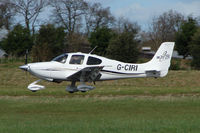 G-CIRI @ EGBT - The Buckinghamshire airfield at Turweston always has a good variety of aircraft movements