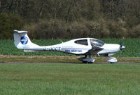 G-OCCT @ EGBT - The Buckinghamshire airfield at Turweston always has a good variety of aircraft movements