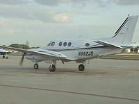 N662JS @ KTMB - At Tamiami Airport (KTMB) - by Kartike