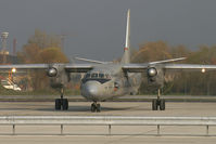 809 @ VIE - Romania - Air Force Antonov 26 - by Thomas Ramgraber-VAP