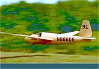 N9860E @ NH - Don landing Hot - by C Bolgen