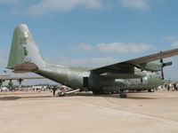 2465 @ EGVA - Lockheed C-130H/Brazilian Air Force/RAF Fairford - by Ian Woodcock