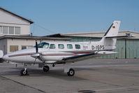 D-IGPS @ VIE - Terra Bildmessdienst Cessna 303 - by Yakfreak - VAP