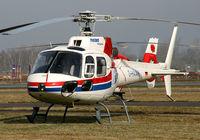 D-HAAN @ EDSB - Meravo Eurocopter AS 350 BA Ecureuil - by G.Rühl