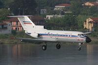 71504 @ LGKR - Yugoslav Air Force Y40 - by Andy Graf-VAP