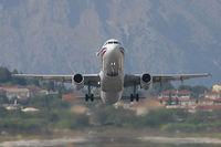 D-ALAK @ LGKR - Aero Lloyd A321 - by Andy Graf-VAP
