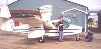 C-FVQT @ BRAMPTON,  - Restored in Ontario 2003 - by John H. Staber