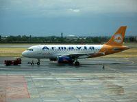 EK-32012 @ UDYZ - Armavia 320 @ Zvartnots Airport - by Victor Agababov