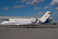 D-AHLE @ VIE - Hapag lloyd Executive Canadair Challenger - by Yakfreak - VAP