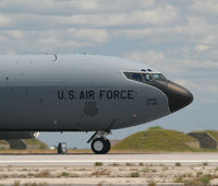58-0040 @ OQU - Quonset Point, RI 2007 - KC-135E Stratotanker - by Mark Silvestri