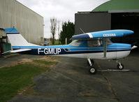F-GMUP @ LFOX - Near the Airclub's hangar - by Shunn311