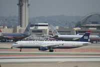 N161UW @ KLAX - Airbus A321 - by Mark Pasqualino
