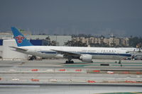 B-2058 @ KLAX - Boeing 777-200ER - by Mark Pasqualino