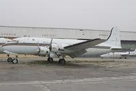 C-GDWZ @ CYYZ - Millardair DC-6 - by Andy Graf-VAP