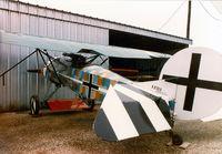 N9782A @ DTO - Fokker DVIII Replica
