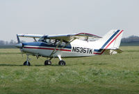 N535TK @ EGSH - Maule Star Rocket at Norwich UK in April 2008