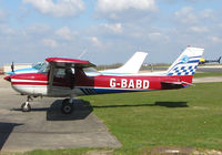 G-BABD @ EGSH - Cessna FRA 150L at Norwich UK