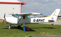 G-BPHT @ EGSH - Cessna 152 at Norwich UK