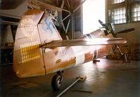 N109ME @ HRL - CAF Messerschmitt (Buchon)