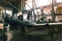 N191H @ HRL - CAF P-63 under rebuild