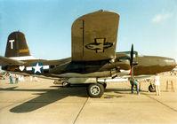N67921 @ CNW - Texas Sesquicentennial Air Show 1986 - by Zane Adams