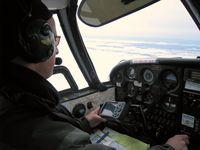 C-FGBN - Interior view of Cherooke C-FGBN in flight - by Daniel Villeneuve