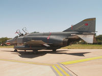 68-0374 @ EGVA - McDonnell-Douglas F-4E/Turkish Air Force/RAF Fairford - by Ian Woodcock