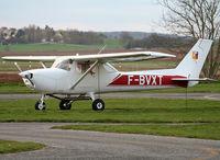 F-BVXT @ LFPT - At the Airclub... - by Shunn311