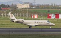 D-CKDM @ LOWW - DC-Aviation Israel Aircraft IndustriesGulfstream 150 - by Delta Kilo