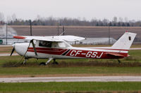 CF-GSJ @ CNC4 - At Guelph Airpark - by Steve Hambleton
